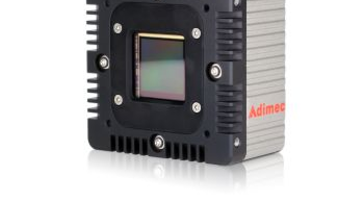 Industrial camera from Adimec is designed for metrology and inspection equipment OEMs