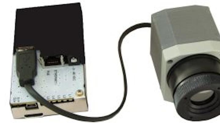 Optris combines lightweight PC with IR camera for UAV development