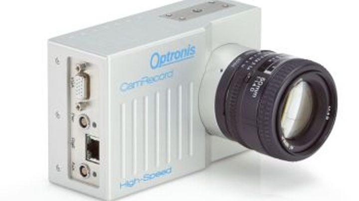 Optronis' CoaXPress camera captures 72 images per second with 25-Mpixel resolution