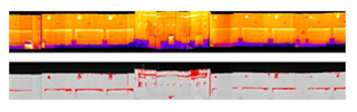 Drive-by system detects energy loss in buildings
