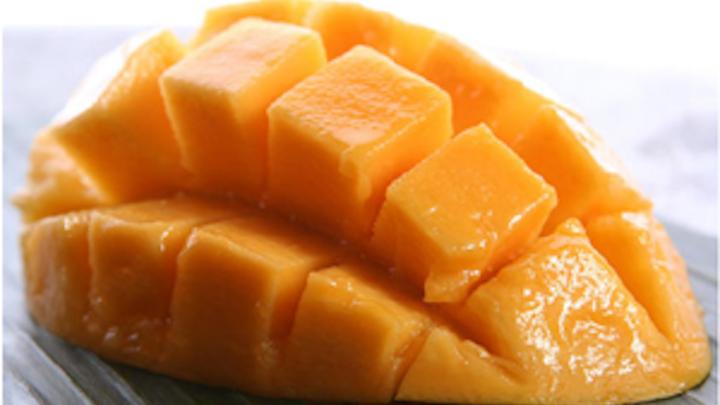 Vision software grades mangoes
