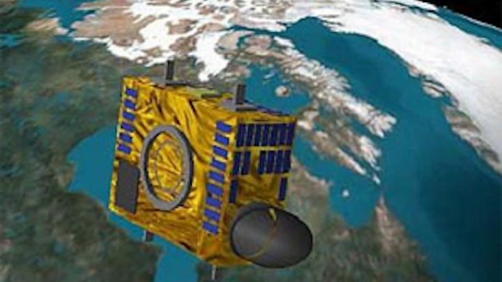 e2v image sensors launched into space