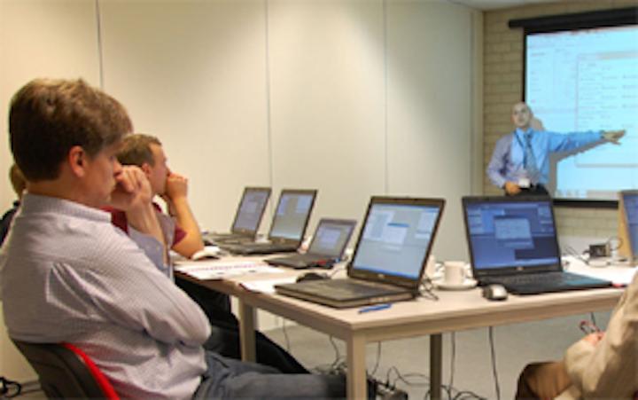 Software training for GT cameras