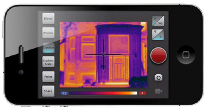 Thermal imager funded by crowd-sourcing