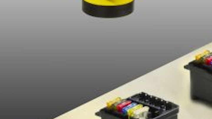 Cognex color vision system features intuitive interface