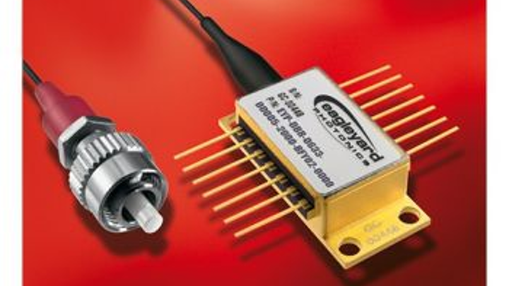 Red laser diodes from eagleyard Photonics enable metrology and sensing