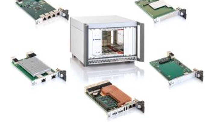 Kontron releases CompactPCI Serial components for embedded systems