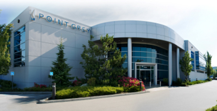 Point Grey ramps up manufacturing
