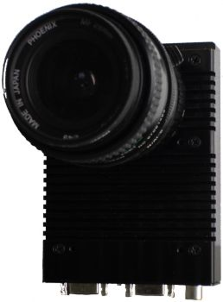 Alacron's high-speed CMOS camera acquires 270 frames/sec