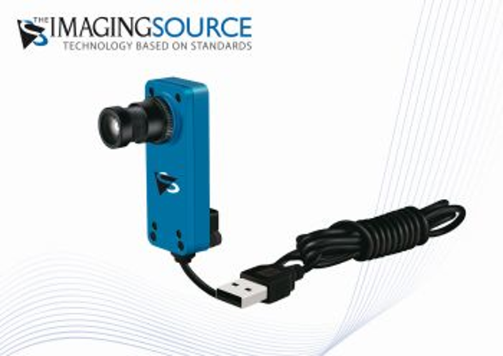 DFK ECU010-M12 camera from The Imaging Source