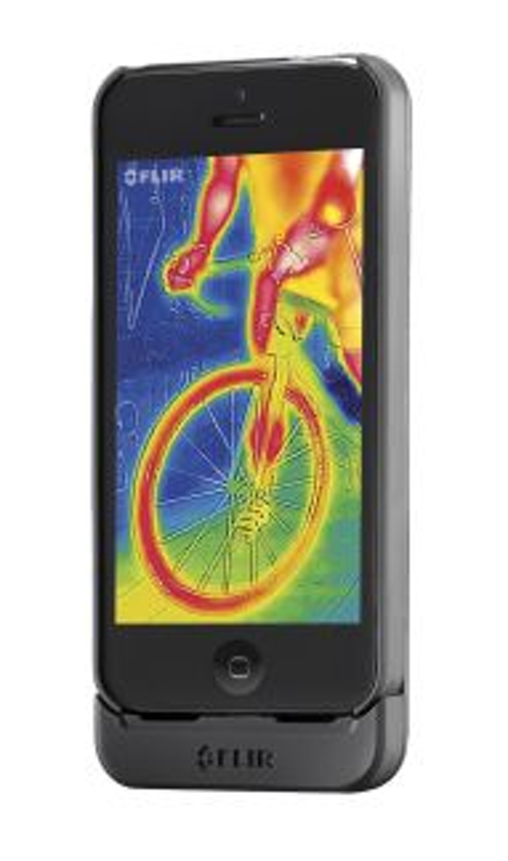 FLIR ONE infrared camera for the iPhone officially launches