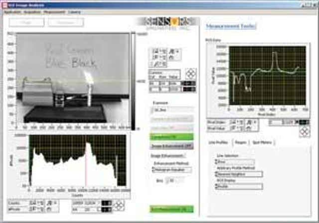Sophisticated software analyzes IR data | Vision Systems Design