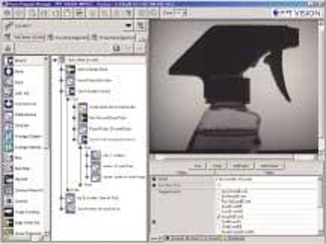 Software interfaces ease programming | Vision Systems Design