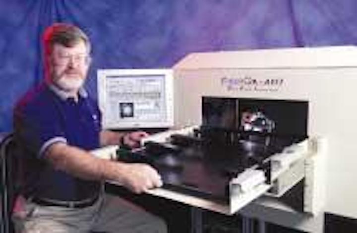 Machine-vision system inspects fiber connectors | Vision