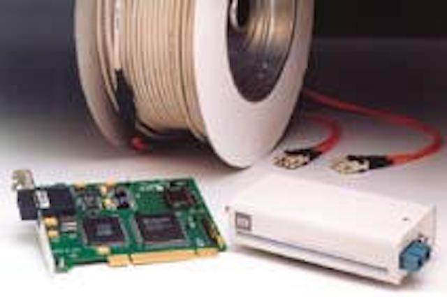 Fiberoptic cables extend frame-grabber use | Vision Systems Design
