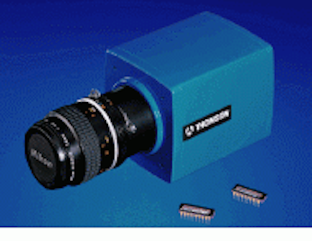 How to select solid-state cameras for machine-vision