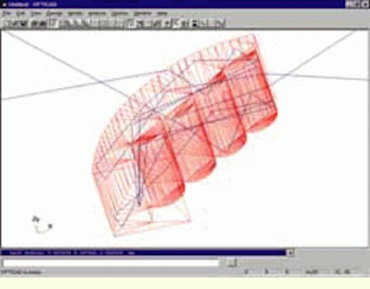MODULAR SOFTWARE TOOLS OFFER optics and lens designers