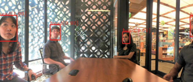 October 2018 snapshots: Artificial intelligence in people detection