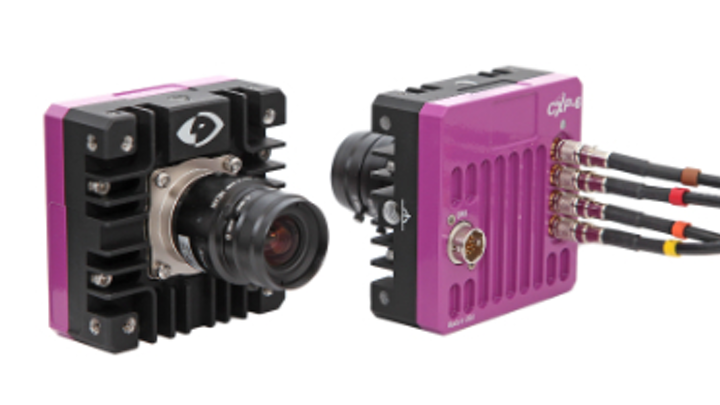 Vision Research S200 high-speed machine vision camera