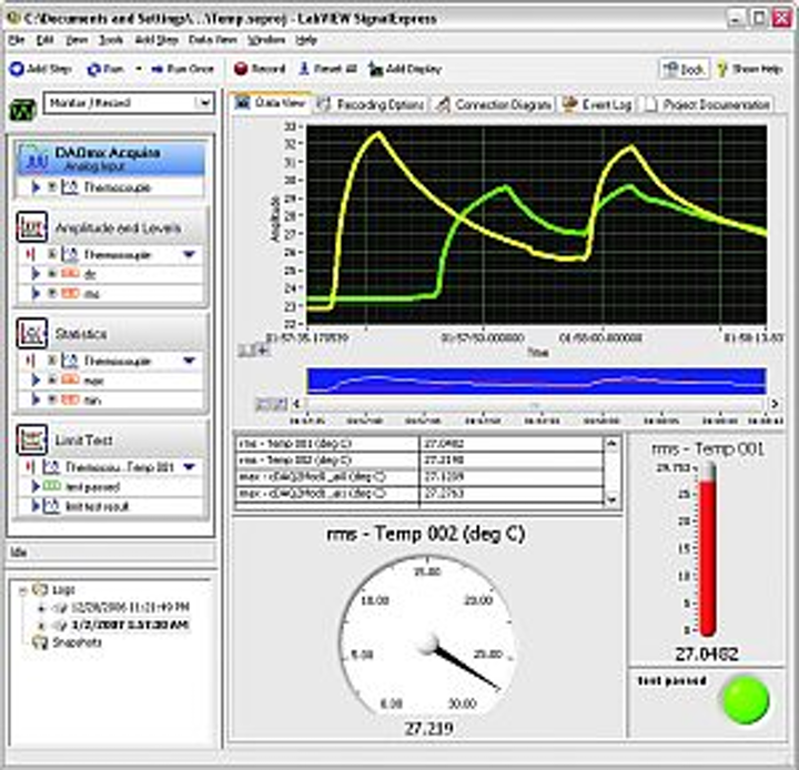 NI LabVIEW 2010 optimizes compiler for faster code execution
