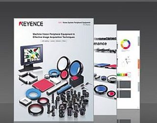 Keyence releases new offerings in lighting and lenses