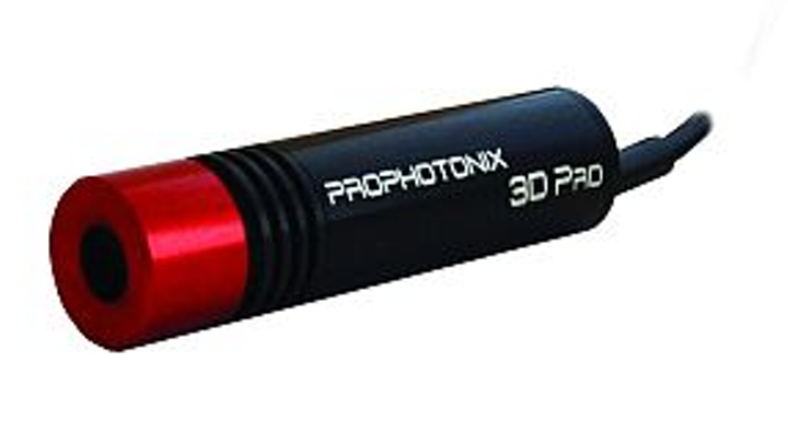 ProPhotonix expands machine-vision products with drop-in laser modules
