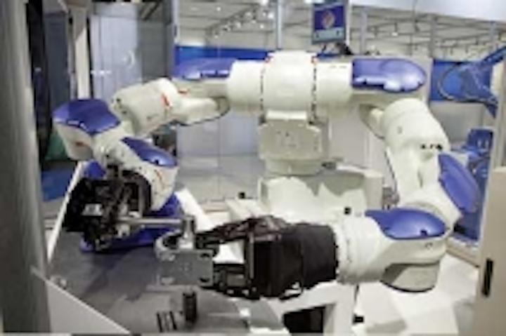 Content Dam Vsd En Articles 2014 02 Robotics Industries Association To Host First Collaborative Robots Workshop At The Vision Show Leftcolumn Article Thumbnailimage File