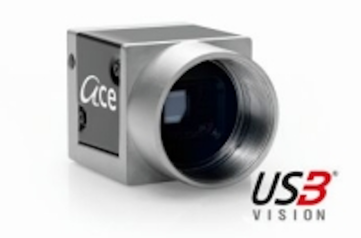 Basler to demonstrate ace USB3 Vision cameras at NI Week | Vision