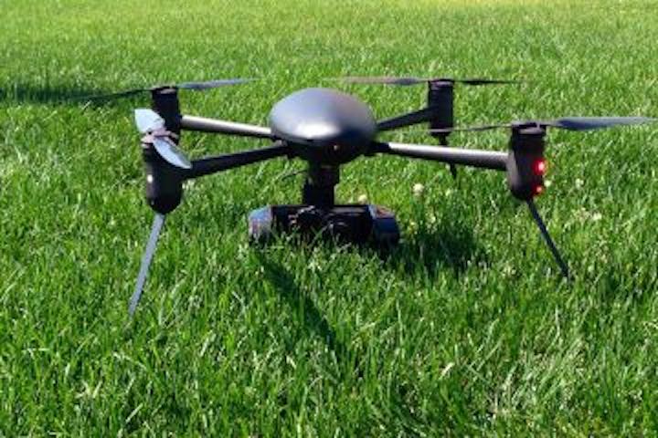 Nova Scotia RCMP UAV