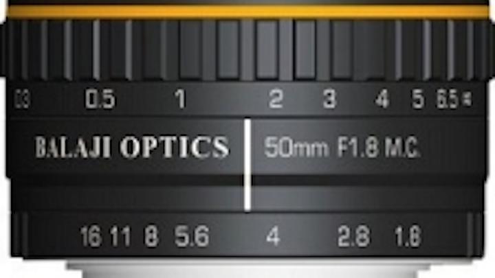 Content Dam Vsd En Articles 2014 11 Balaji Optics Introduces 50 Mm F Mount Machine Vision Lens Leftcolumn Article Thumbnailimage File