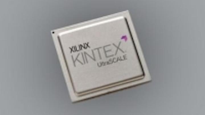 Xilinx releases Kintex UltraScale FPGA for demanding