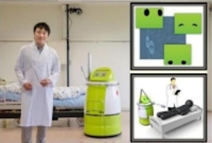 Content Dam Vsd En Articles 2015 06 Vision Guided Autonomous Robot Replaces Traditional Medical Cart In Hospitals Leftcolumn Article Thumbnailimage File