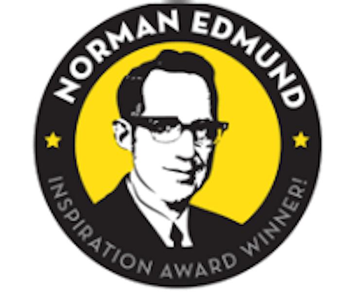 Content Dam Vsd En Articles 2015 11 Edmund Optics Announces 2015 Norman Edmund Inspiration Award Winner Leftcolumn Article Thumbnailimage File