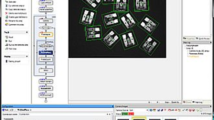 Content Dam Vsd En Articles 2015 11 Vision Software From Matrox Now Supports Denso S Industrial Robot Interface Leftcolumn Article Headerimage File