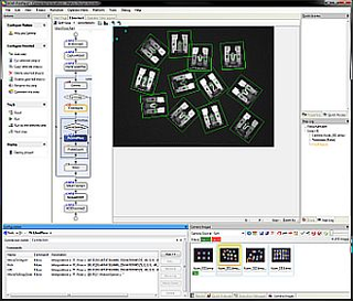 Vision software from Matrox now supports DENSO's industrial