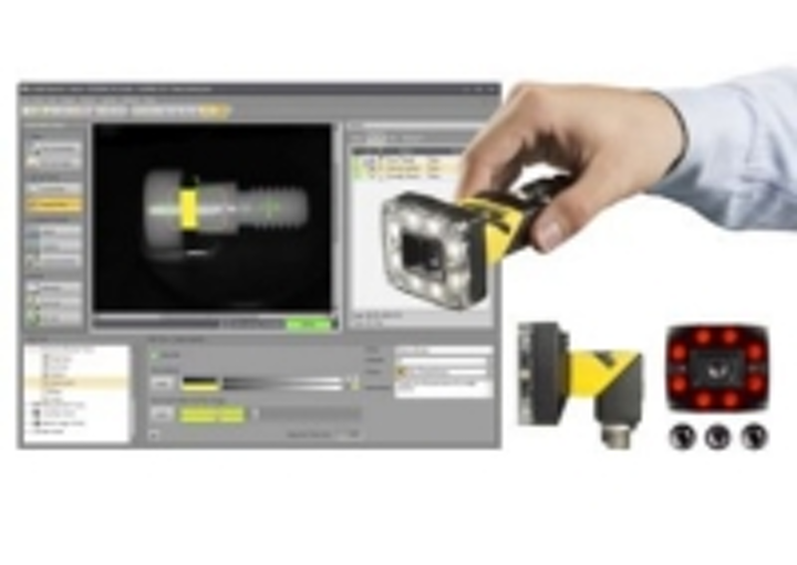 Cognex introduces new vision sensors powered by In-Sight software