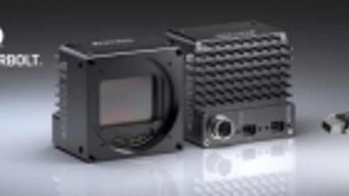 Thunderbolt-enabled industrial camera from XIMEA introduced