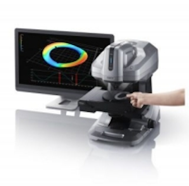 3D measurement system from Keyence enables 3D scans of wide