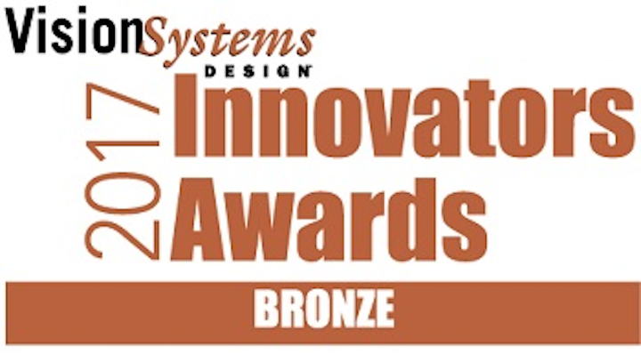 2017 Innovators Awards: Bronze-level honorees | Vision Systems Design