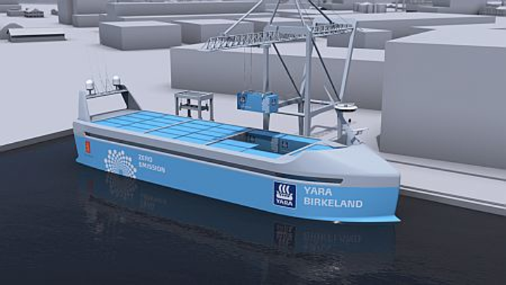 Content Dam Vsd En Articles 2017 05 Autonomous Electric Container Ship Being Developed By Yara And Kongsberg Leftcolumn Article Headerimage File