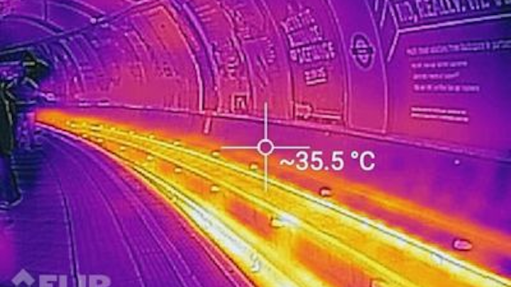 Content Dam Vsd En Articles 2017 07 Thermal Imaging Camera Captures In London Tube On Record Temperature Day Leftcolumn Article Headerimage File