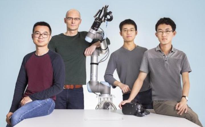 Content Dam Vsd En Articles 2017 12 Artificial Intelligence Company Aims To Teach Robots Through Virtual Reality Guidance Leftcolumn Article Headerimage File
