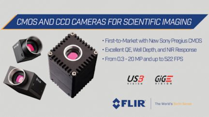Content Dam Vsd En Articles 2018 01 Area Scan And Swir Cameras From Flir To Be Demonstrated At Spie Photonics West 2018 Leftcolumn Article Headerimage File