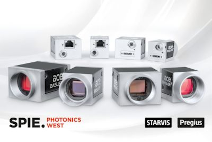 Content Dam Vsd En Articles 2018 01 Basler To Highlight Ace Cameras With Sony Starvis And Pregius Sensors At Spie Photonics West Leftcolumn Article Headerimage File