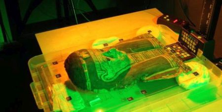 Content Dam Vsd En Articles 2018 01 Researchers Use Non Visible Imaging Approach To Reveal Secrets Of Ancient Egyptian Mummies Leftcolumn Article Headerimage File