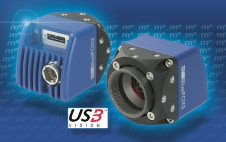 USB3 Vision camera from Matrix Vision features Sony STARVIS