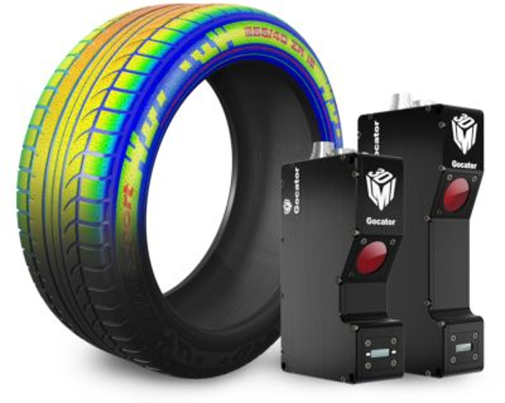 3D smart sensors from LMI Technologies enable rubber and tire