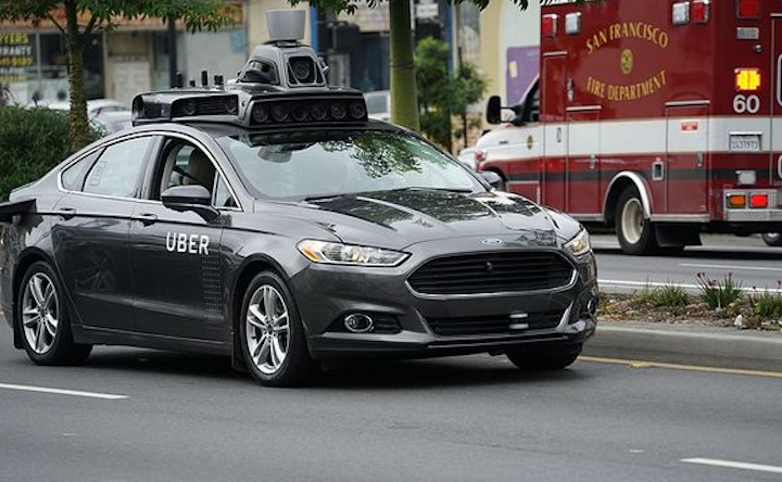 Uber's fatal self-driving car accident reactions and fallout