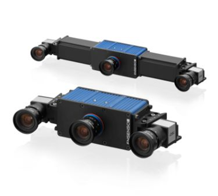 3D cameras from IDS now feature 5 MPixel CMOS sensors from