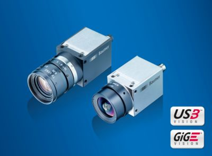 Content Dam Vsd En Articles 2018 04 Baumer Introduces Ten New Industrial Cameras With Rolling Shutter Cmos Image Sensors Leftcolumn Article Headerimage File